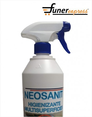 Spray Higienizante...